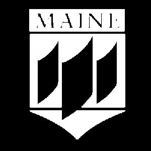 university of maine flag logo